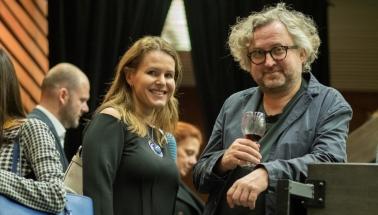 Bibiana Ondrejková a Jan Hřebejk