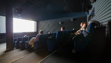 uvedenie študentských filmov Akadémie umení BB
