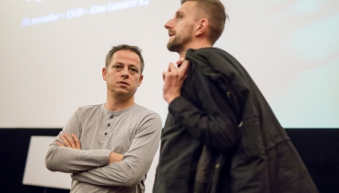 režisér Bojan Vuletić uvedenie filmu Requiem za pani J.