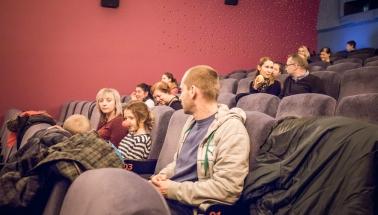 charitatívna projekcia film Ja ako Tekvička (r.Claude Barras)