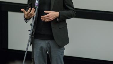 Pavel Smejkal - programový riaditeľ MFF Bratislava
