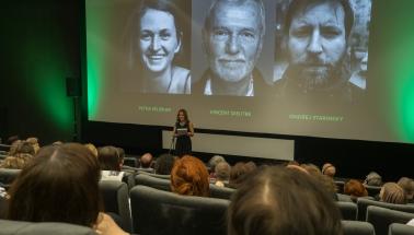 Porota súťaže dokumentárnych filmov